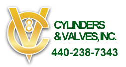 Cylinders & Valves, Inc. Logo