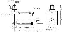 Combined Cylinder & Valve